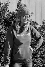 Load image into Gallery viewer, You're Enough® Hoodie