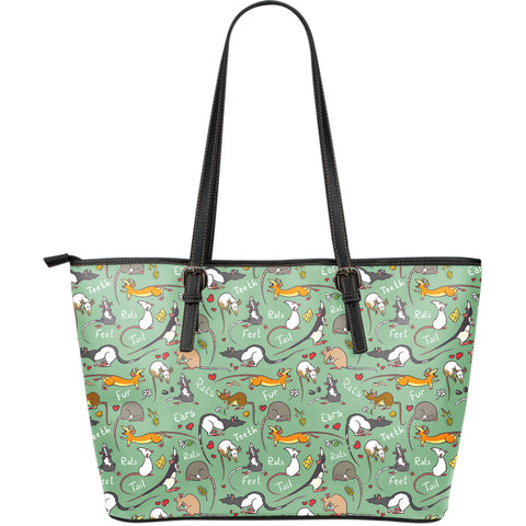 Beautiful Rat Tote Bag