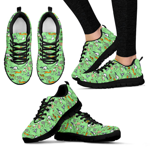 Beautiful Rat Women's Sneakers