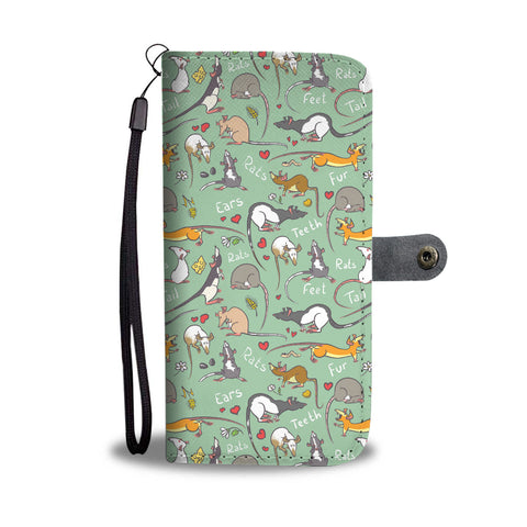 Ratty Phone Wallet Case
