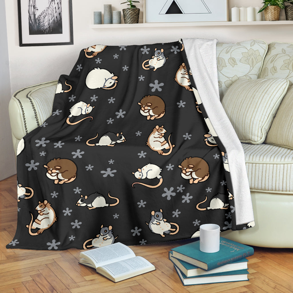 Terrific The Rat Blanket Black Version Gmtry Best Dining Table And Chair Ideas Images Gmtryco