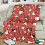 The Rat Blanket - Red Version