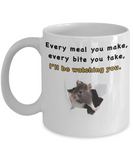 Funny Mug for Rat Parents