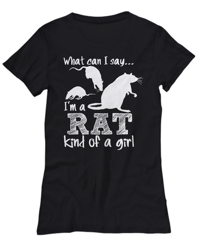 I'm a rat kind of a girl