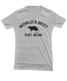 World's Best Rat Mum Shirt
