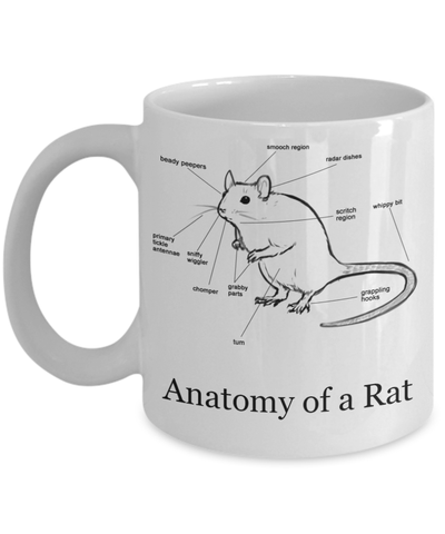 Anatomy of a Rat Mug