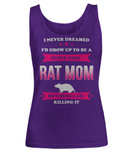 Super Cool Rat Mom
