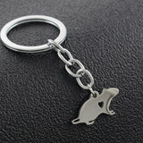 Ratty Key Chain