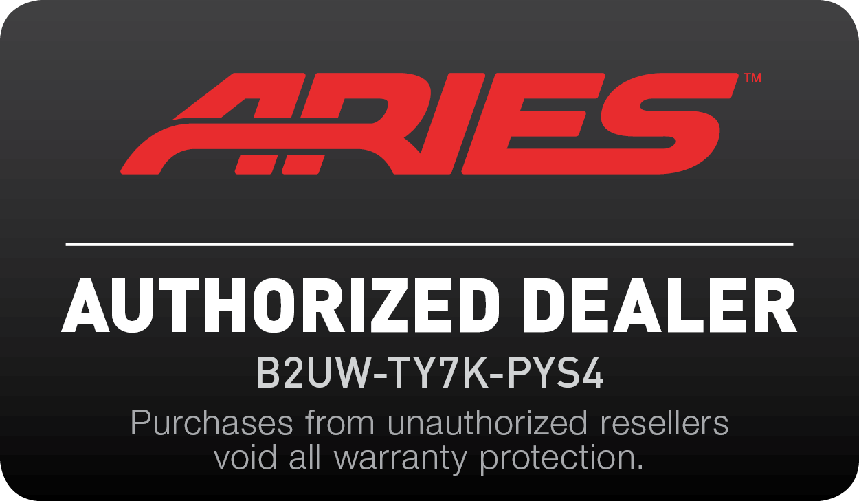 ARIES Authorized Dealer