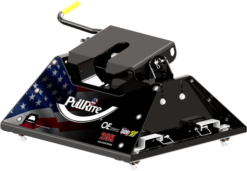 PullRite 25K 5th Wheel Hitches