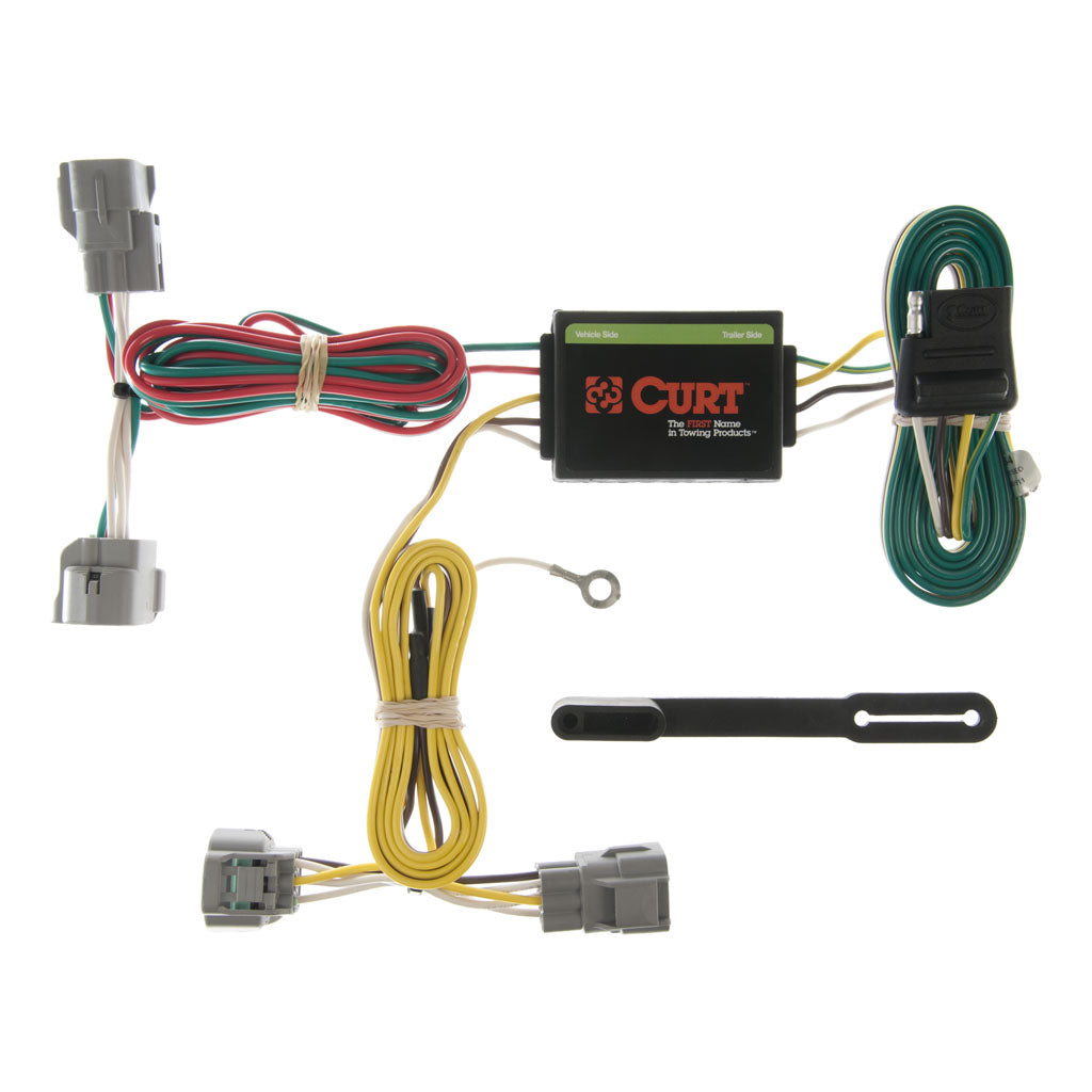 curt wiring harness warranty download wiring diagrams \u2022 wiring harness connectors custom wiring harness 4 way flat output 55364 discount hitch rh discounthitches com carid accessories and wiring harness curt wiring harness 2010 corolla