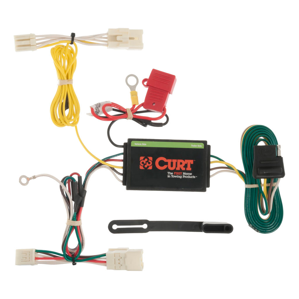 Custom Wiring Harness 4 Way Flat Output 56156
