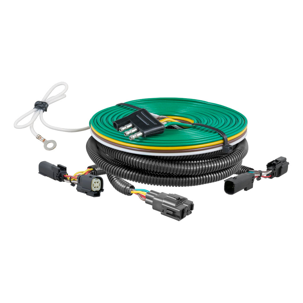 Rv Wiring Products Wire Center Onan Generator Diagram Http Wwwjustanswercom Smallengine Custom Towed Vehicle Harness 58943 Discount Hitch Rh Discounthitches Com System 4 Trailer