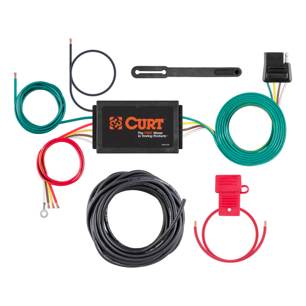 Towing Trailer Hitch Trailer Electrical Wiring