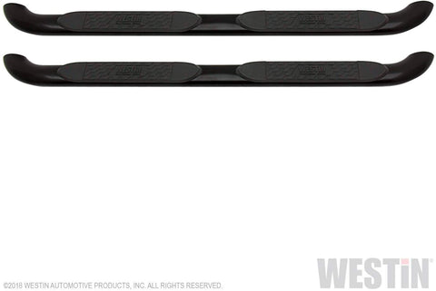 Platinum 4 Oval Nerf Step Bars #21-2770