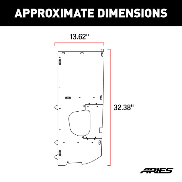 ARIES Part #ALC25001-01
