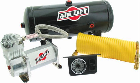 Air Lift On-Board Compressor Systems and Accessories #25690