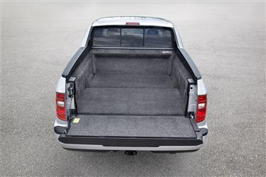 Bed Liner Classic Drop In Under Bed Rail Tailgate Liner Included #BRH17RBK