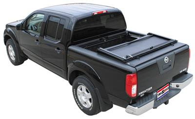 Tonneau Cover Deuce 2 Soft Roll-up Hook And Loop / Flip-up Front Panel Lockable Using Tailgate Handle Lock #792301