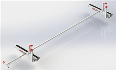 Ladder Rack EZ Glide 2 For Use With EZ Glide 2 Drop Down Ladder Rack To Load Ladders on The Driver Side Of Vehicle #2275-3-01