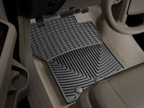 WeatherTech Front Rubber Mats Toyota #W519