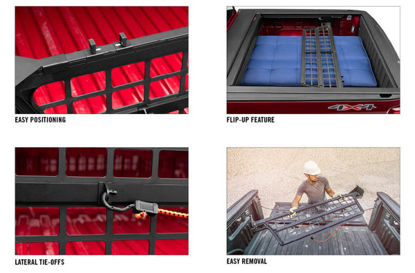 Cargo Manager - 10-18 Ram 1500 (19 Classic); 10-20 Ram 2500/3500, 6.4' w/o RmBo #CM448