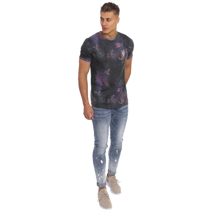Gifted Heroes Psycho Tropic Men's T Shirt - T Shirts Mens - Giftedheroes