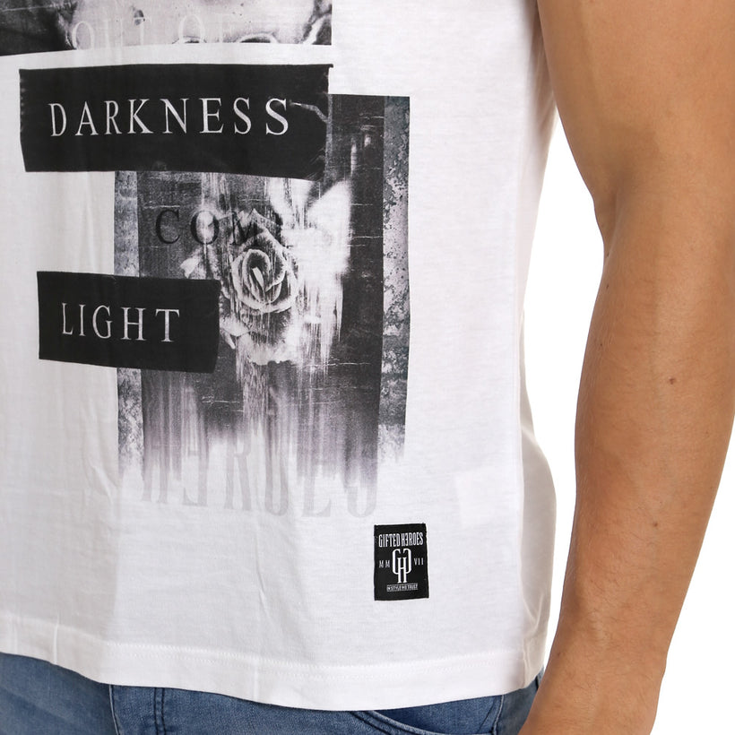 Gifted Heroes Darkness Men's T Shirt - T Shirts Mens - Giftedheroes