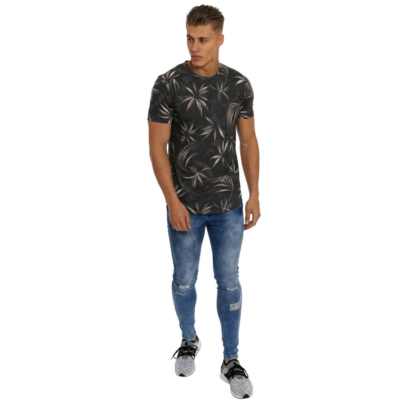 Gifted Heroes Palm Haze Men's T Shirt - T Shirts Mens - Giftedheroes