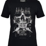 Gifted Heroes 'All or Nothing' Black Men's T Shirt - T Shirts Mens - Giftedheroes