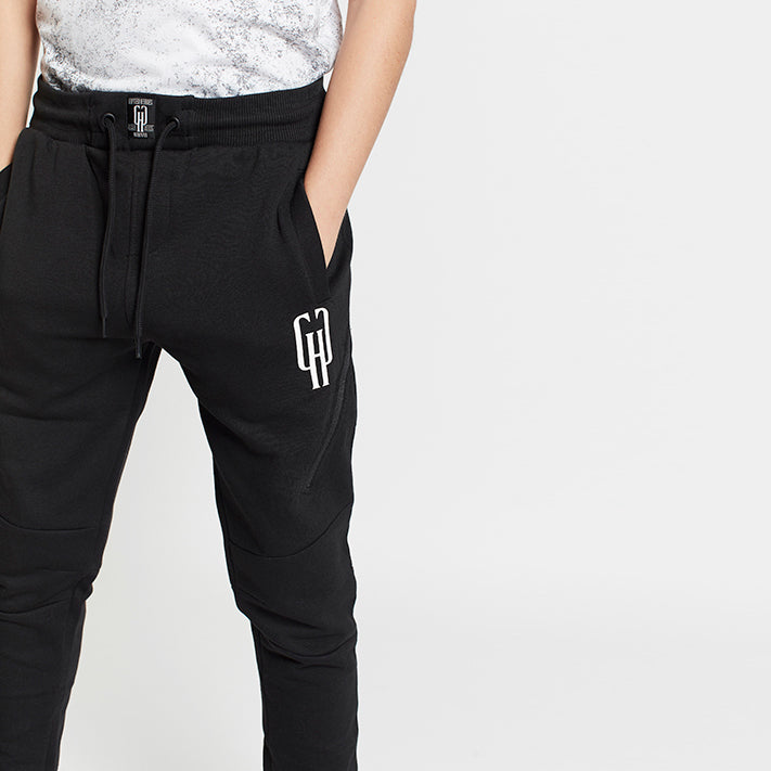 Gifted Heroes ASENCION Boys Jogger BLACK - GiftedHeroes
