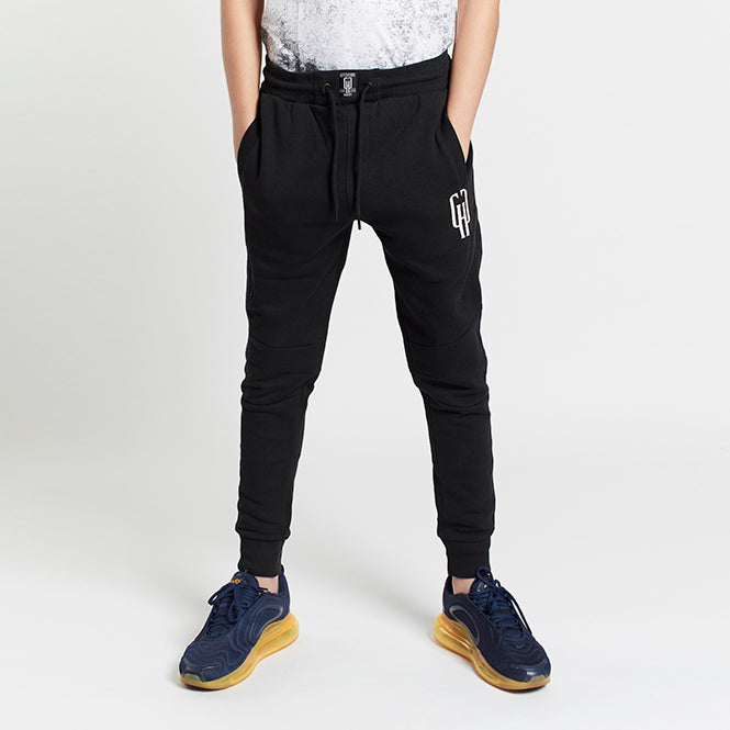 Gifted Heroes ASENCION Boys Jogger BLACK - Bottoms Boys - Giftedheroes