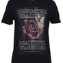 Gifted Heroes Distorted Realities Men's T Shirt in black - T Shirts Mens - Giftedheroes
