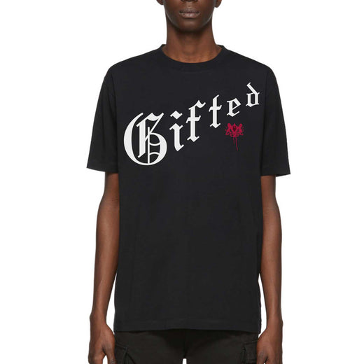 Gifted Heroes 'G.Heritage' Black Men's T Shirt - T Shirts Mens - Giftedheroes
