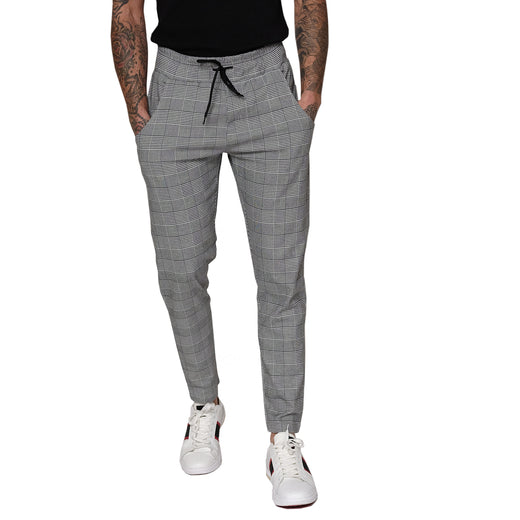 Gifted Heroes Prince of Wales Mens Woven Jogger - Bottoms - Giftedheroes