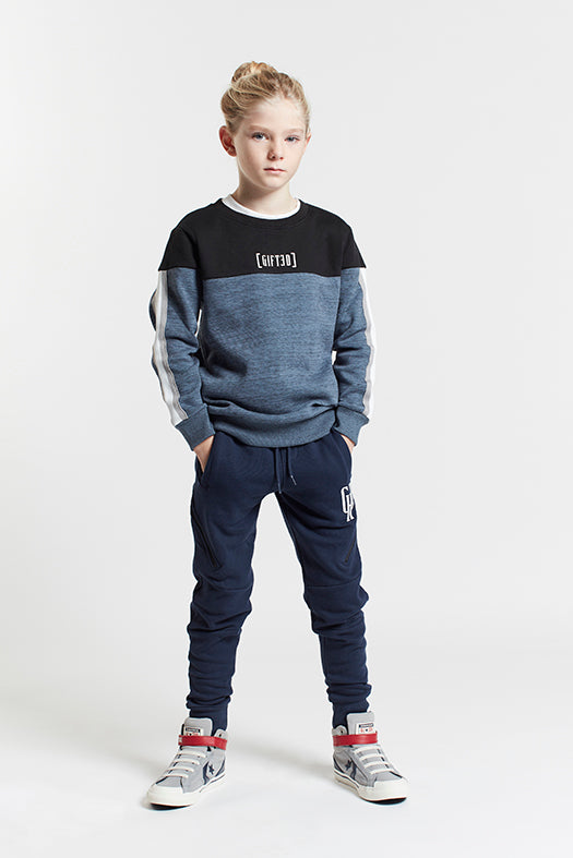 Gifted Heroes ASENCION Boys Jogger NAVY