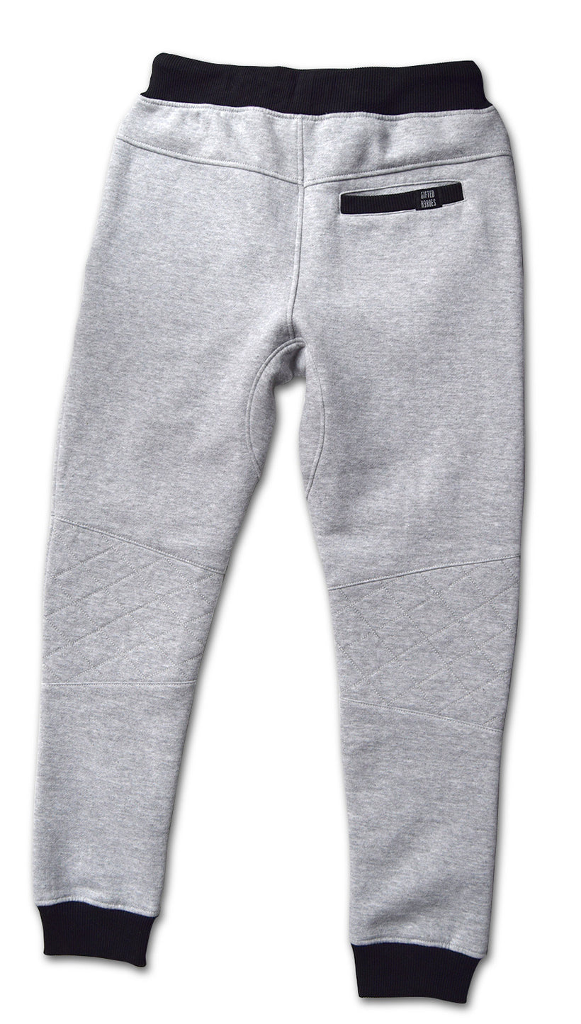 Gifted Heroes Biker Marl Boys Jogger - Bottoms Boys - Giftedheroes