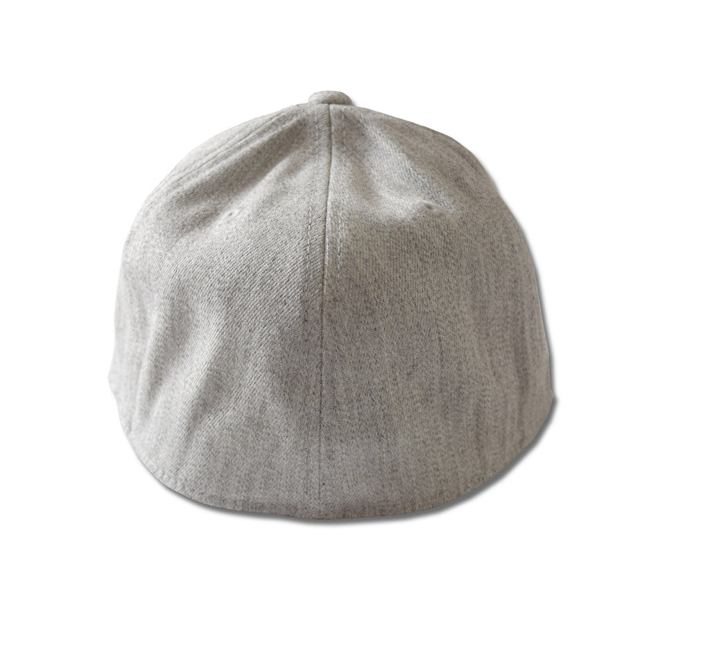 f63d59308ad1a Gifted Heroes Grey Marl Baseball Cap - Accessories Men - Giftedheroes