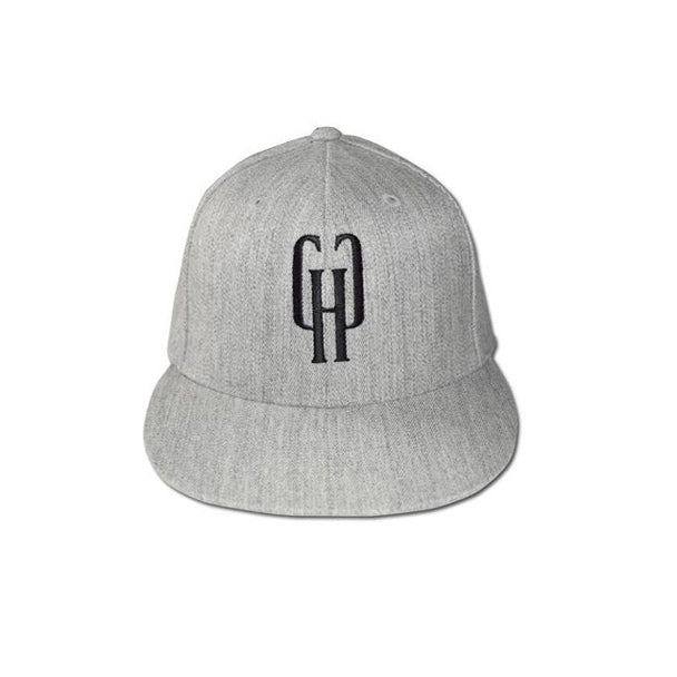 Gifted Heroes Grey Marl Baseball Cap - Accessories Men - Giftedheroes