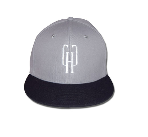 Gifted Heroes Grey/Black Snapback Cap - Accessories Men - Giftedheroes
