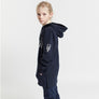 GIFTED Boys Overhead Hoodie Navy - Sweats Boys - Giftedheroes