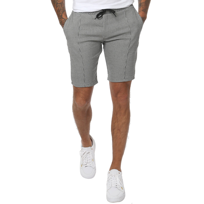 Gifted Heroes SYKES PINTUCK Mens Woven Shorts - GiftedHeroes