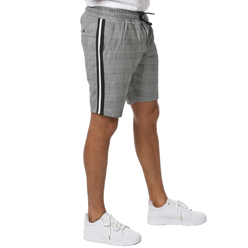 Gifted Heroes ARTHUR Tape Mens Woven Shorts - Bottoms - Giftedheroes