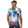 Gifted Heroes 'Sunset Gods' All Over Men's T Shirt - T Shirts Mens - Giftedheroes