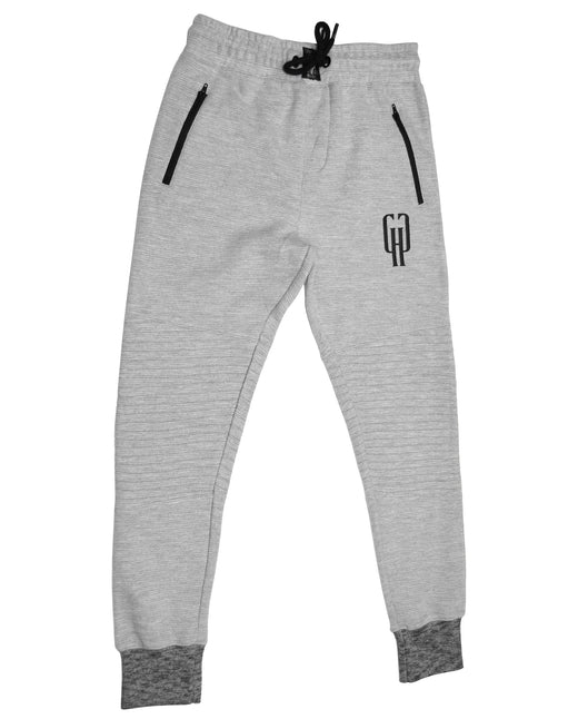 Gifted Heroes MAXWELL light grey marl Boys Jogger - Bottoms Boys - Giftedheroes