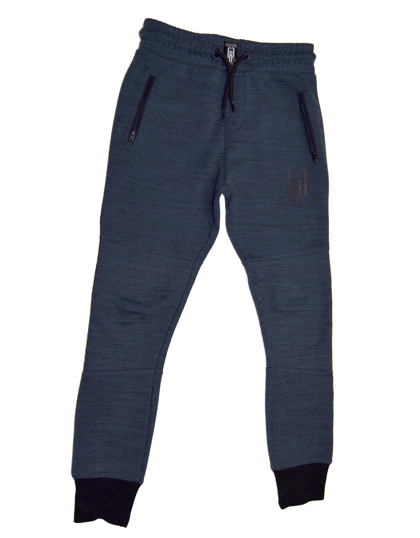 Gifted Heroes MAXWELL blue marl Boys Jogger