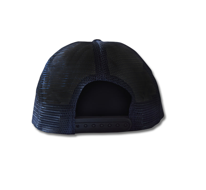 Gifted Heroes Navy Snapback Cap - Accessories Men - Giftedheroes