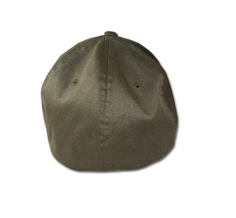 Gifted Heroes Olive Baseball Cap (blk embr) - Accessories Men - Giftedheroes