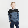 Gifted Heroes Retro Boy's Sweat BLUE - GiftedHeroes