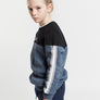 Gifted Heroes Retro Boy's Sweat BLUE - Sweats Boys - Giftedheroes